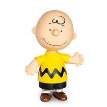 Boneco Charlie Brown Snoopy Vinil Original - Grow