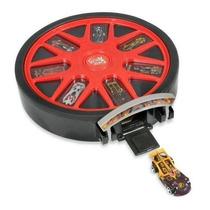 Speed Racer - Hot Wheels - Mattel - Maleta Com Lançador Novo
