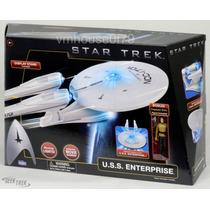 Star Trek U.s.s. Enterprise Ncc 1701 - Bônus Capitão Kirk
