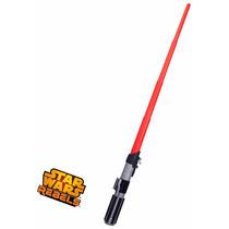Star Wars Basic Lightsaber Darth Vader Sabre De Luz Basico