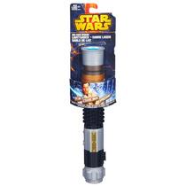 Sabre De Luz Basico Obi-wan Star Wars Lightsaber Hasbro