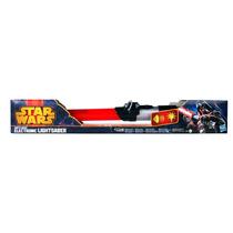 Sabre De Luz Eletrônico Darth Vader Hasbro