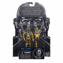Star Wars The Black Series: C-3po #16 - 10 Cm