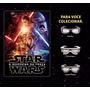 Óculos Star Wars 3d Despertar Da Força - Novo Lacrado