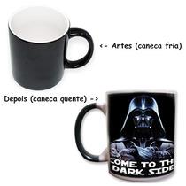 Caneca Magica Darth Vader - Star Wars