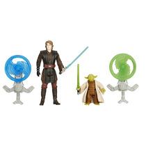 Star Wars Ep Vii Anakin Skywalker & Yoda B3955 Hasbro