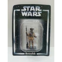 Miniatura Star Wars Boushh Planeta Agostini Chumbo