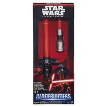 Star Wars Sabre Luz Eletrônico Vilão Kylo Ren Hasbro - 2015