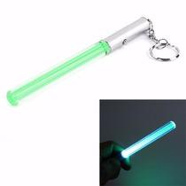 Star Wars Chaveiro Led Sabre De Luz Luke Skywalker