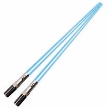 Hashi Sabre De Luz Que Acende - Azul Ou Vermelho 28cm