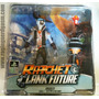 Ratchet Clank Future - Ps3 Game - Smuggler Figure Dc Direct