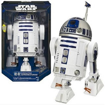 Star Wars R2d2 Robo Interativo - Pronta Entrega