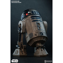 Sideshow Collectibles Star Wars R2-d2 Deluxe 1/6