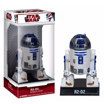 Boneco Star Wars R2-d2 Bobble Head - Funko Wacky Wobblers