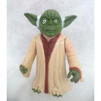 Boneco Star Wars Mestre Yoda