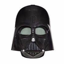 Máscara Eletrônica Darth Vader Star Wars Hasbro