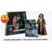 Star Wars Edition Anakin Skywalker História De Darth Vader