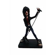 Boneco Estatueta Em Resina Ramones Banda De Rock