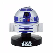 Replica Do Capacete R2d2 Star Wars Bandai 7cms