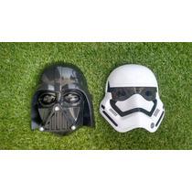 Mascara Darth Vader E Trooper