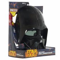 Mascara Eletronica Darth Vader Voice Changer Muda Voz Hasbro