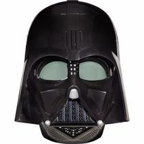 Mascara Eletronica Darth Vader Muda A Voz Original Com Nf