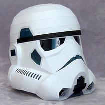 Capacete Stormtrooper - Star Wars - Tamanho Natural