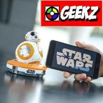 Androide Bb-8 Star Wars The Force Awakens Sphero Prt Entrega