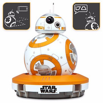 Droid Robô Sphero Bb-8 Star Wars Controle Smartphone
