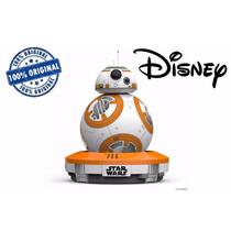 Robo Droid Sphero Bb-8 Star Wars C/ Controle Via Android Ios
