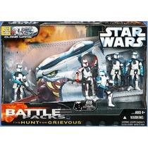 The Hunt For Grievous - Battle Packs Star Wars - Hasbro