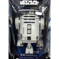 Star Wars R2d2 Interativo Robo - No Brasil