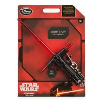 Chaveiro Sabre De Luz Kylo Ren Star Wars - Disney Store Novo