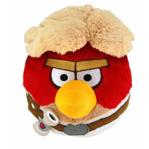 Pelúcia Angry Birds Edição Star Wars Dtc Luke Skywalker