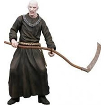 Resident Evil - Monk Com Foice - Neca - Psfmonteiro - Raro