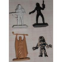 Star Wars Lote C/4 Miniaturas Desert Trooper Sand People
