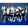 Boneco Star Wars The Clone Scuba Trooper
