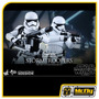Hot Toys First Order Stormtroopers Mms3019 Star Wars The For