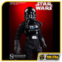 Sideshow Star Wars Imperial Tie Fighter Pilot Sixth Scale