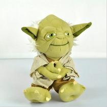 Pelúcia Mestre Yoda Star Wars - 22cm- Novo - Pronta Entrega