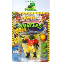 Boneco Tartaruga Ninja Leo Teenage Mutant Ninja Turtles