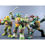 Tartarugas Ninja - Ninja Turtles - Set Com As 4 Figuras