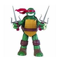 Boneco Tartaruga Ninja Raphael 28cm Multikids+frete Grátis