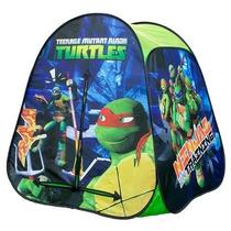 Toca Barraca Infantil Iglu Tartarugas Ninja Multibrink