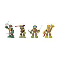 Boneco Tartarugas Ninjas Half Shell Hero Mania Virtual