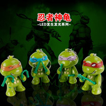 Chaveiro Lanterna Tartarugas Ninja Led E Som