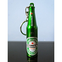 Chaveiro Garrafa Cerveja Heineken Lanterna Tenho Coca Cola