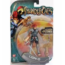 Boneco Thundercats Lion-o 10 Cm Bandai Action Figure