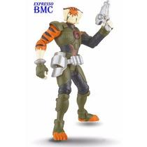 Tygra Figura Articulada De 10cm Thundercats Bandai #33002