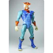 Boneco Action Figure Thundercats Tygra Classic Original
